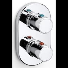 Grifo bañera-ducha termostático T-1000 Roca