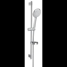 Kit de ducha Round barra 80cm 4 funciones Sensum Roca