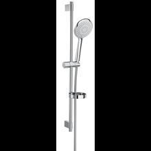Kit de ducha Round barra 80cm 2 funciones Sensum Roca