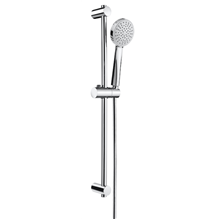 Kit de ducha 10cm con barra Stella Roca
