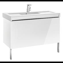 Mueble 110cm blanco Stratum-N Roca