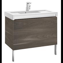 Mueble con lavabo 90cm yosemite Stratum-N Roca