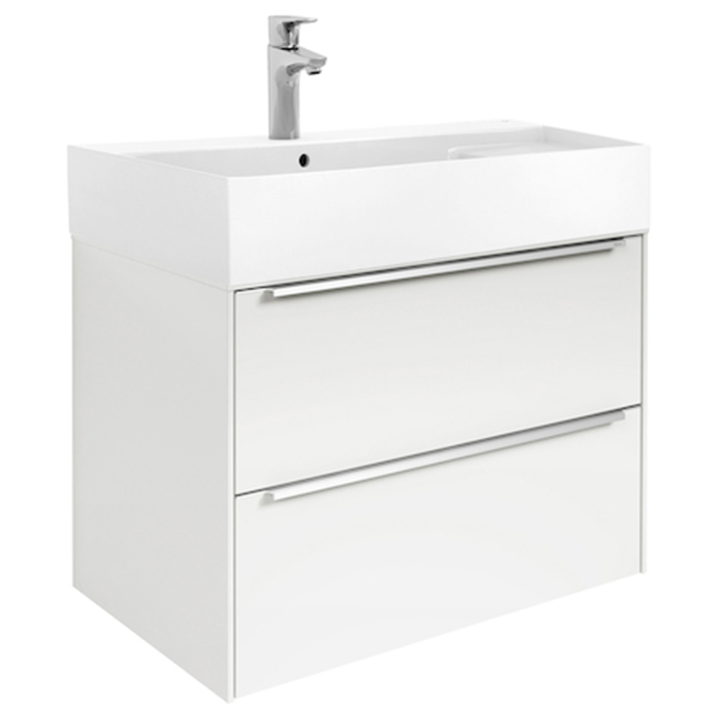 mueble 80cm blanco inspira roca materiales de f brica