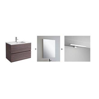 Conjunto baño SALGAR FUSSION LINE 800 Alsacia