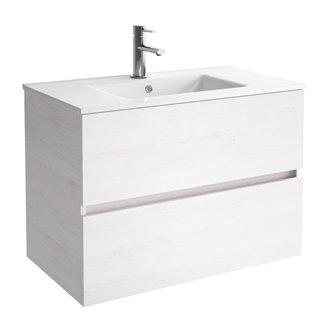 Conjunto baño SALGAR FUSSION LINE 800 Sbiancato