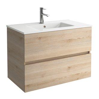 Conjunto baño FUSSION LINE 900 Natural SALGAR