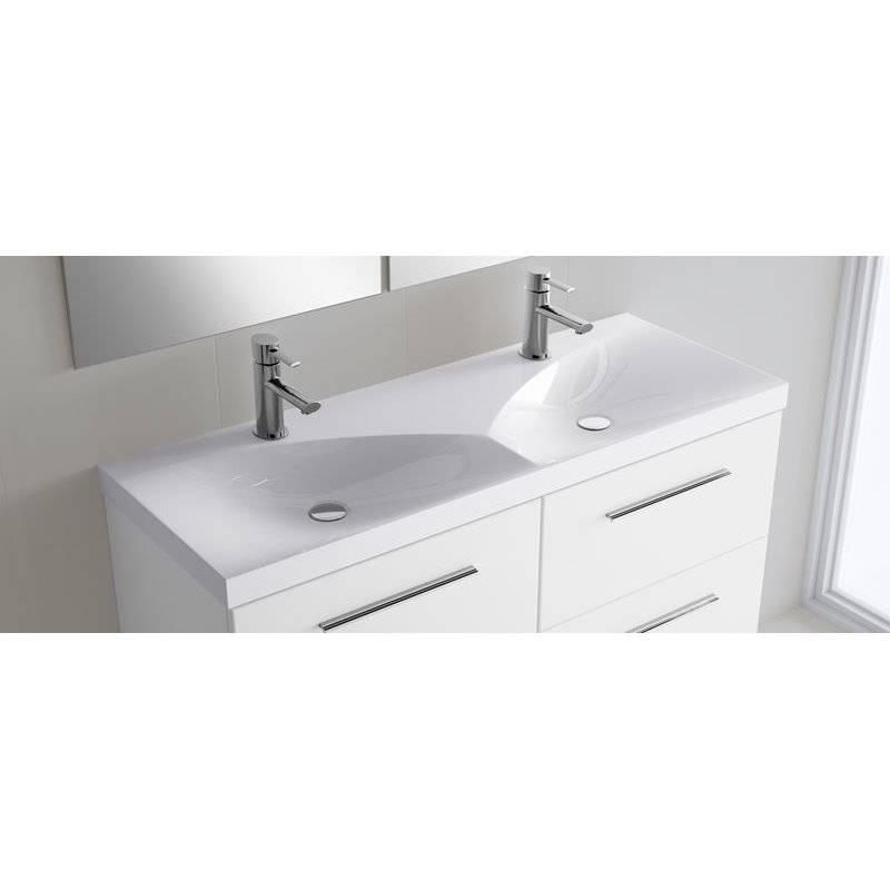 Conjunto de muebles de ba o 120cm versus salgar for Conjunto de accesorios para bano
