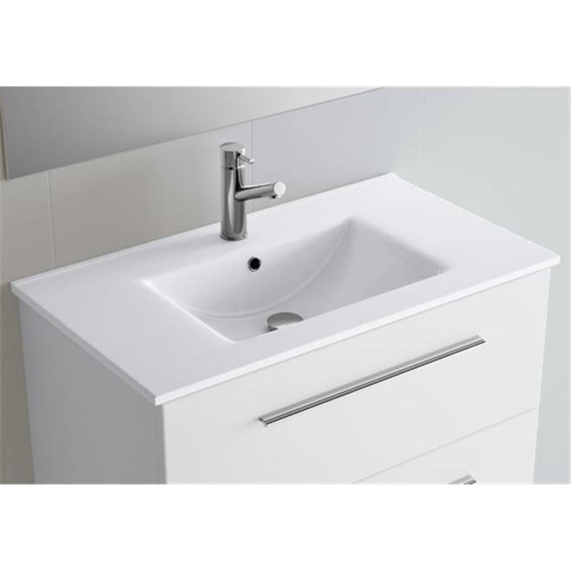 Lavabo para encastrar iberia salgar 14711 comprar online - Lavabos para encastrar ...
