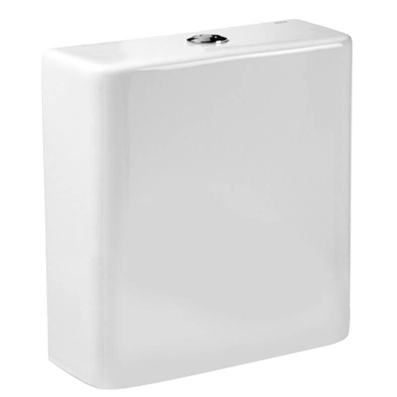 Inodoro vertical de cisterna compacta dama roca for Inodoros completos baratos