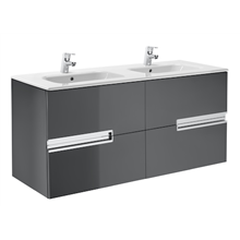 Mueble Unik gris 120cm Victoria-N Roca