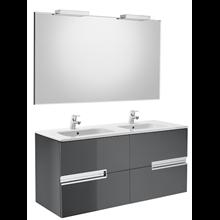 Mueble Pack gris 120cm Victoria-N Roca