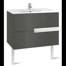 Mueble Unik gris 100cm Victoria-N Roca