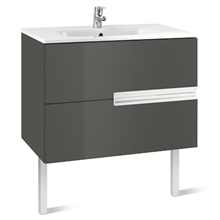 Mueble Unik gris 90cm Victoria-N Roca