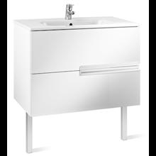 Mueble Unik blanco 80cm Victoria-N Roca