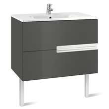 Mueble Unik gris 80cm Victoria-N Roca