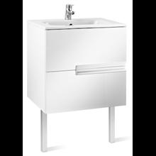 Mueble Unik blanco 70cm Victoria-N Roca