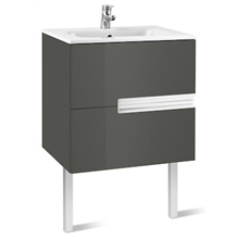 Mueble Unik gris 70cm Victoria-N Roca