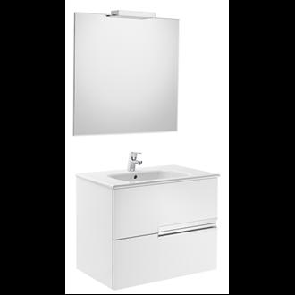 Mueble Pack blanco 70cm Victoria-N Roca