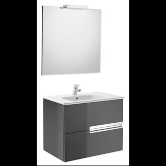 Mueble Pack gris 70cm Victoria-N Roca