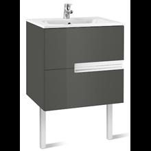 Mueble Unik gris 60cm Victoria-N Roca