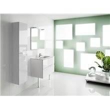 Mueble Pack blanco 80cm Victoria-N Roca