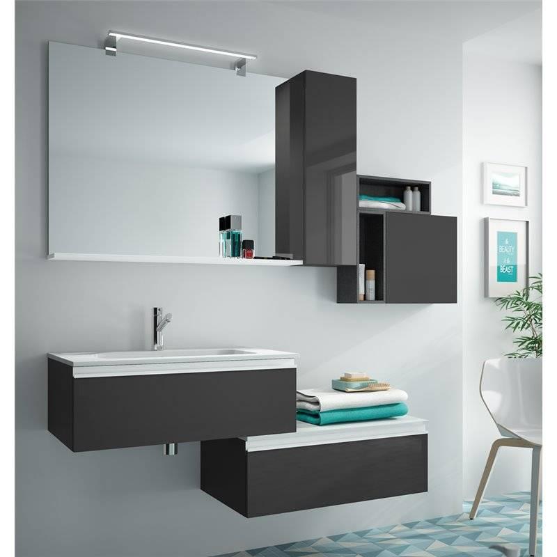 Mueble + Coqueta 140cm SPIRIT SALGAR