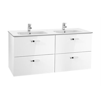 Mueble Unik blanco 120cm Victoria Basic Roca