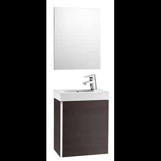 Mueble wenge con espejo Mini Roca