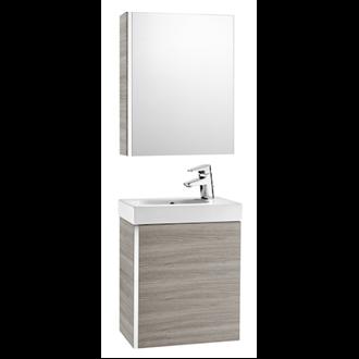 Mueble arena con armario-espejo Mini Roca