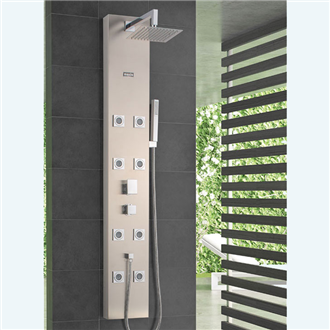 Columna de ducha FUTURA Oasis Star
