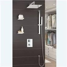 Conjunto ducha ARES Oasis Star