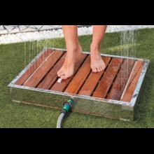 Plato ducha de jardín CHÉVERE Oasis Star
