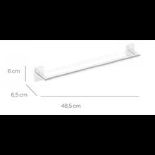 Toallero barra 50 cm SENSA CO2+