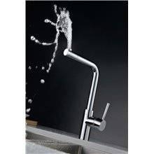 Grifo de fregadero bocal orientable IMEX