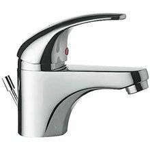 Grifo de lavabo con desagüe MONO-TRES 2000