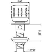 Grifo de bidé ESE-23 TRES