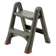 Mini escalera ABS negroTimblau