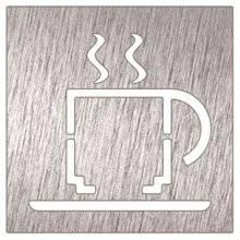 Señal cafetería Timblau