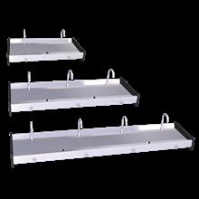 Lavabo colectivo rectangular inox Timblau