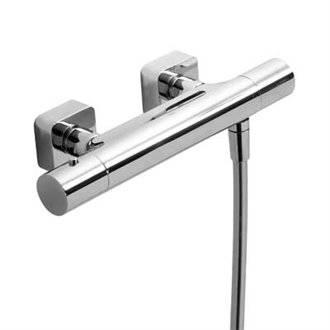 Grifo de ducha termostática ECO Loft-Tres