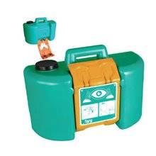 Ducha seguridad y lavaojos Timblau