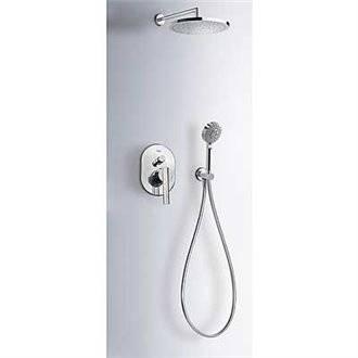 Kit de ducha masaje empotrado Lex-Tres