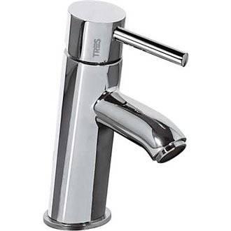 Grifo de lavabo Alplus inclinado