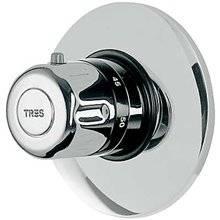 Grifo termostático empotrado ducha Compact Tres redondo