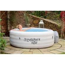 Spa hinchable Bestway Lay-Z-Spa Havana azul