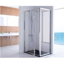 Mampara puerta abatible para ducha TR503 Kassandra