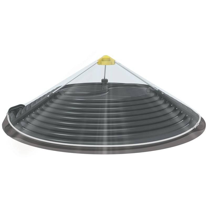 Calentador solar de agua para piscinas kokido materiales - Calentador de agua piscina ...