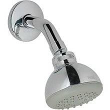 Conjunto brazo + rociador ducha ORDAL TRES