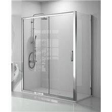 Mampara angular corredera para ducha TR102 Kassandra