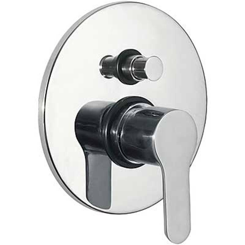 Grifo empotrado ba o ducha bm tres materiales de f brica for Grifo ducha empotrado